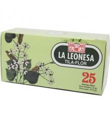 Tila Flor La Leonesa 25 infusiones