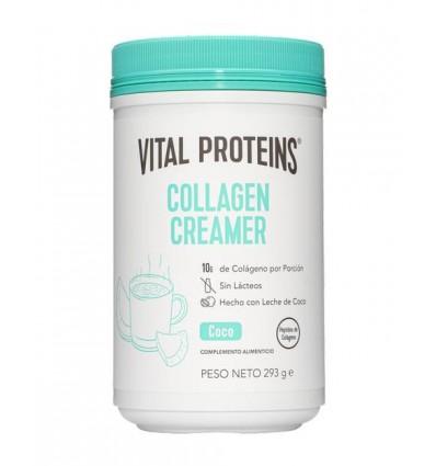 Lebenswichtige Proteine Kollagen Coconut Creamer 293g