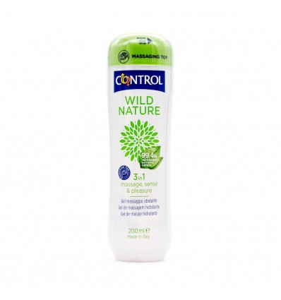 Control Wild Nature Lubricante 200ml