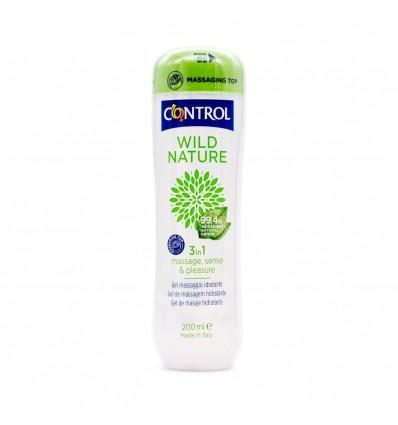 Controle Wild Nature Lubrificante 200ml
