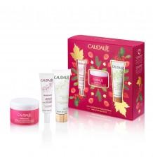 Caudalie Chest Vinosource Sos Cream 50 ml Serum 10 ml Hydrating Mask