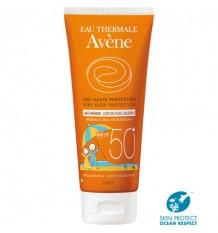 Avene Solar SPF50 Milk Children 50 100 ml