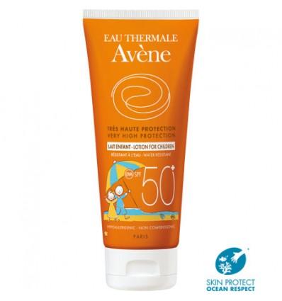 Avene Solar SPF50 Leche Niños 50 100 ml