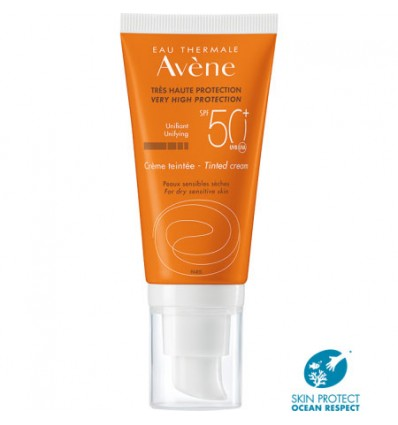 Avene Solar SPF50 Crema Color 50ml