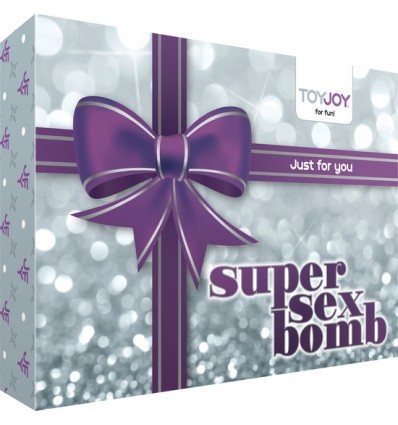 Brinquedos Sexuais Kit Sex Bomb