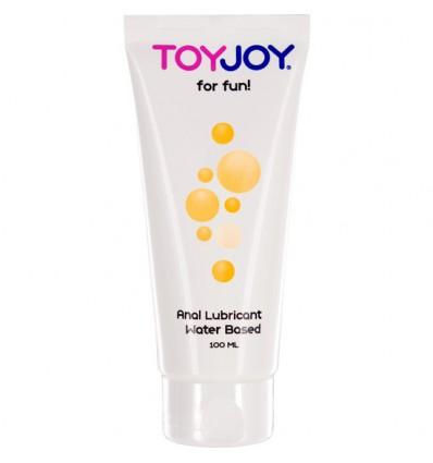 Toyjoy Lubricante Anal Base Agua 100ml