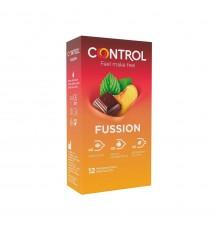 Controle Preservativos Fusão entre 12 unidades
