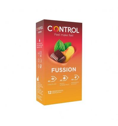 Control Preservativos Fussion 12 unidades