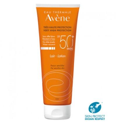 Avene Solar SPF50 Leche 250ml