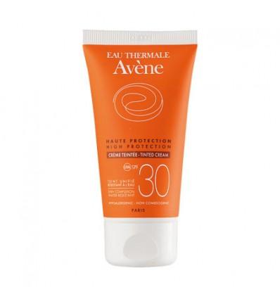 Avene Solar SPF30 Crema Color Oil Free 50ml