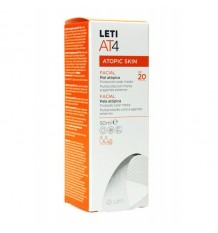 Leti At4 Facial Cream SPF 20 50 ml