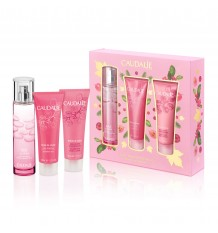 Caudalie Brust Rose de Vigne Duft 50 ml Gel 50 ml Lotion 50 ml