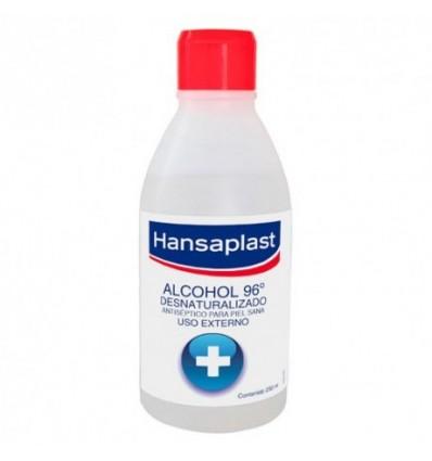 Hansaplast Álcool 96 ° Desnaturado 250ml