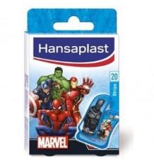 Hansaplast Les Plâtres De Marvel 20 Unités