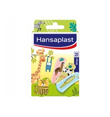 Hansaplast Pflaster-Kinder Tiere, 20 Einheiten