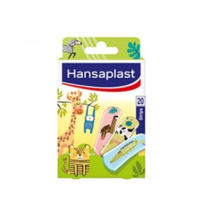 Hansaplast Plasters Kids Animals 20 Units