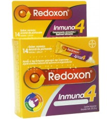 Redoxon Immune 4 14 envelopes
