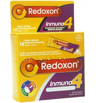 Redoxon Imuno 4 14 envelopes