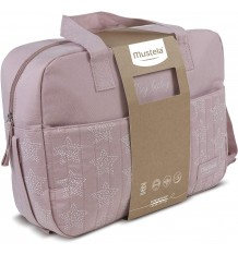 Mustela Bag Cage My First Products Pink