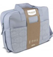 Mustela Bag Cage My First Products Grey