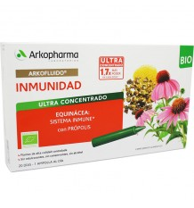 Arkofluido Imunidade Echinacea 20 Ampolas