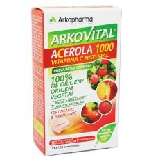 Arkovital Acérola 1000 30 Comprimés
