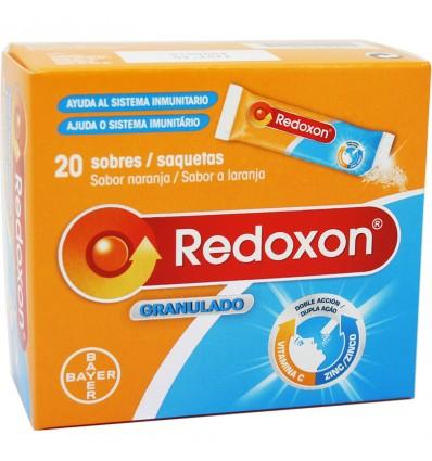 Redoxon Grain 20 Sachets Orange