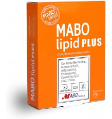 Mabo Lipid Plus 20 Comprimidos