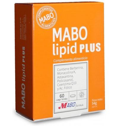 Mabo Lipid Plus 60 Comprimidos