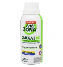 Enerzona Rx omega 3 120 cápsulas