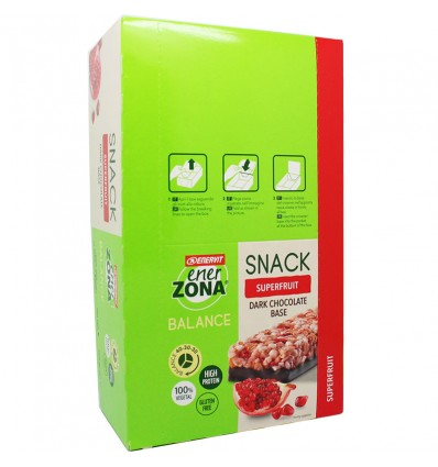 Enerzona Snack Superfruit 30 Sticks