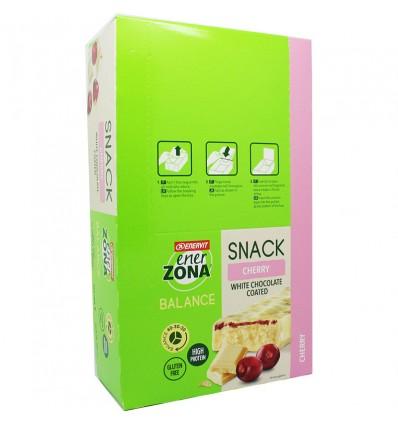 Enerzona Snack Cherry 30 Barritas