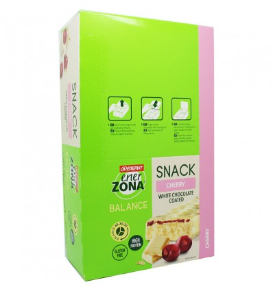 Enerzona Snack Cherry 30 Sticks