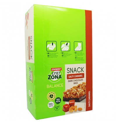 Enerzona Snack-Salty Caramel 30 Sticks