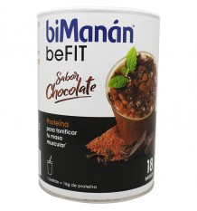 Bimanan Befit Shake de chocolate 540 g 16 Batidos