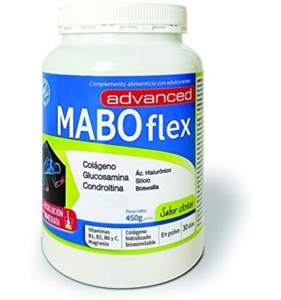 Maboflex Advanced Colageno Sabor Citricos 450g
