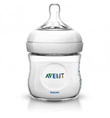 Avent Natural Biberon 125 ml Blanco