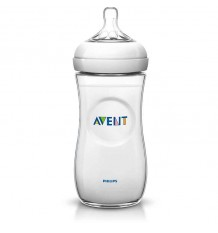 Avent Natural Biberon 330 ml Blanco