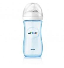 Avent Natürliche Flasche 330 ml, Blau