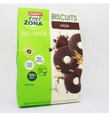 Enerzona Biscoitos de Cacau Intenso 250g