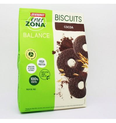 Enerzona Cookies rich Cocoa 250g