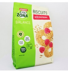 Enerzona Cookies Framboise 250g
