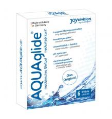 Aquaglide Lubrifiant à Base d'Eau-6 d'une Dose unique de 2 ml