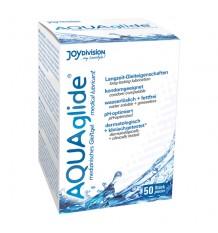 Aquaglide Lubricant Water Base 50 single-Dose 2ml