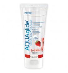 Aquaglide Lubrifiant à Saveur de Fraise 100 ml