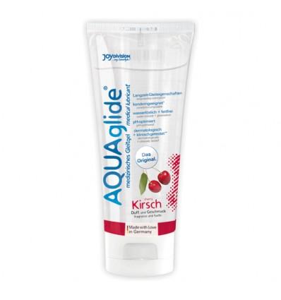 Aquaglide Lubricant Cherry Flavour 100 ml