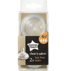 Tommee Tippee Tétine Flux Rapide