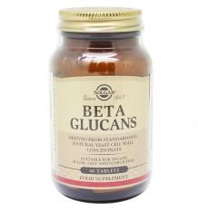 Solgar Beta Glucans 60 Comprimidos