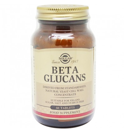 Solgar Beta-Glucane 60 Tabletten