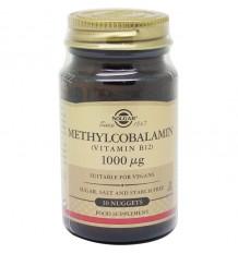 Solgar Methylcobalamin Vitamin B12 1000 mg 30 Comprimés